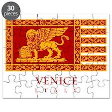 Venice Flag Puzzle
