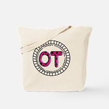 OT PENDANT FUSCHIA Tote Bag