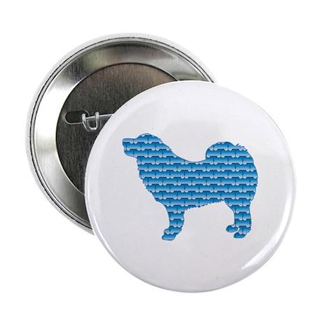 "Bone Mastiff 2.25"" Button (10 pack)"
