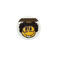 timmy smiley Mini Button