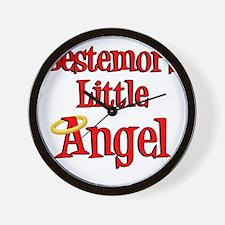 Bestemors Little Angel Wall Clock