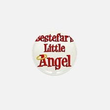 Bestefars Little Angel Mini Button