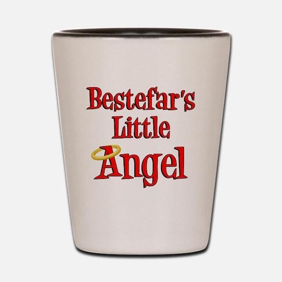 Bestefars Little Angel Shot Glass