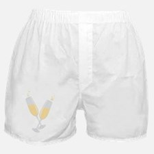 Champagne Boxer Shorts