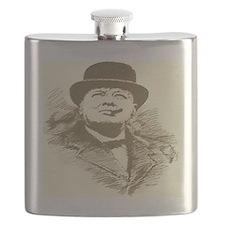 churchill  Flask
