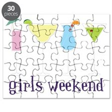 Girls Weekend Puzzle