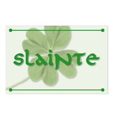 Slante! Postcards (Package of 8)