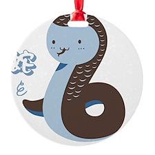 Cute Snake Ornament