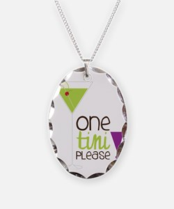 One Tini Please Necklace