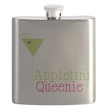 Appletini Queenie Flask