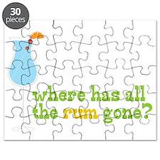 Rum Gone Puzzle
