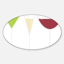 Drink Trio Decal