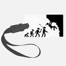 Rock-Climbing-AAH1 Luggage Tag