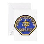 Ventura Search and Rescue Greeting Cards (Package