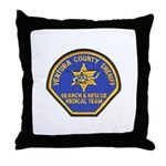 Ventura Search and Rescue Throw Pillow