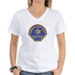 Ventura Search and Rescue Women's V-Neck T-Shirt