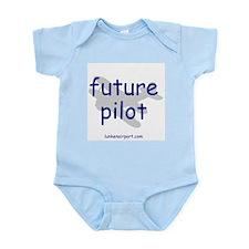 """Infant Creeper - """"Future Pilot"""" - Boy"""
