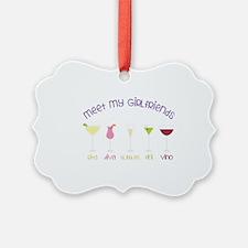 My Girlfriends Ornament