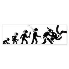 Judo-AAH1 Bumper Sticker