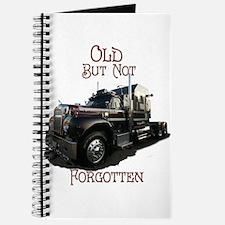 Old But Not Forgotten Journal