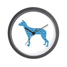 Bone PIO Wall Clock
