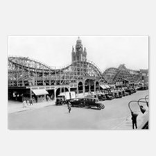 Coney Island Toronado Rol Postcards (Package of 8)
