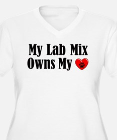 Heart Owning Lab Mix T-Shirt
