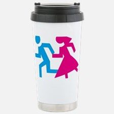 honeymoon Stainless Steel Travel Mug