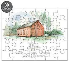 Old Christ Church, Laurel, DE Puzzle