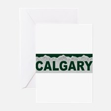 Calgary, Alberta Greeting Cards (Pk of 10)