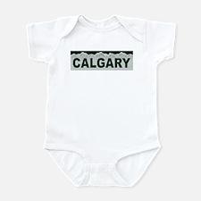 Calgary, Alberta Infant Bodysuit