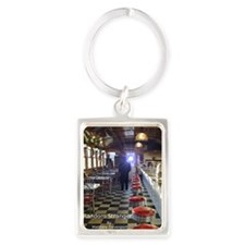 ebook cover Portrait Keychain