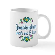 Granddaughters to Love Mug