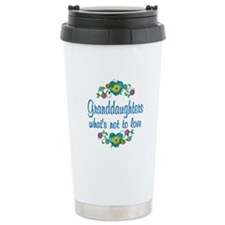 Granddaughters to Love Travel Mug