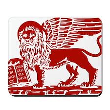 LionRed Mousepad
