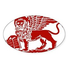 LionRed Decal