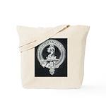Wilson Badge on Tote Bag