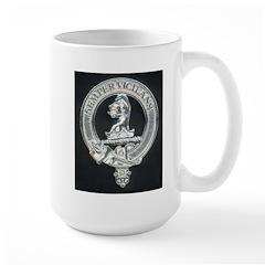 Wilson Badge on Large RH Mug