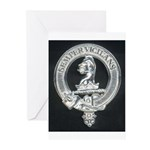 Wilson Badge on Greeting Cards (Pk of 10)