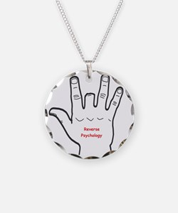Reverse Psychology Necklace