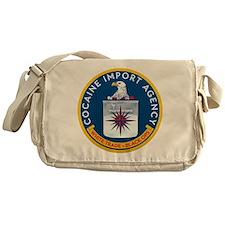 CIA Messenger Bag