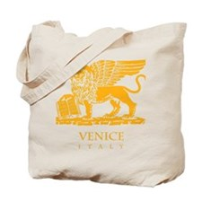 venetian flag Tote Bag