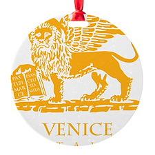venetian flag Ornament