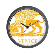 venetian flag Wall Clock