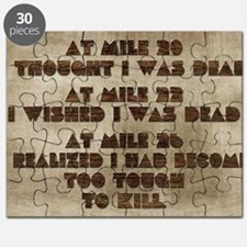 card at mile 20 Puzzle