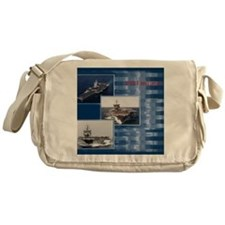 USSEnterprise Messenger Bag