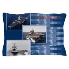 USSEnterprise Pillow Case
