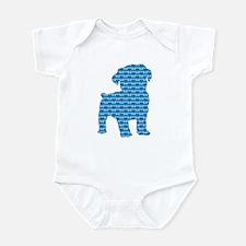 Bone Schnoodle Infant Bodysuit
