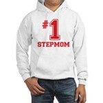#1 Stepmom Hooded Sweatshirt