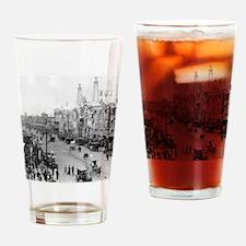 Coney Island Strets 1826595 Drinking Glass